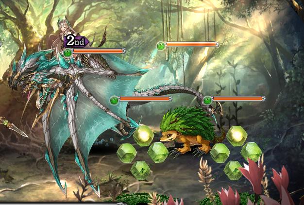 トリケラトプス1少女とドラゴン