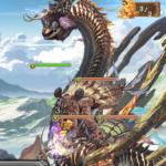 ブラキオサウルス3少女とドラゴン~幻獣クリプトラクト